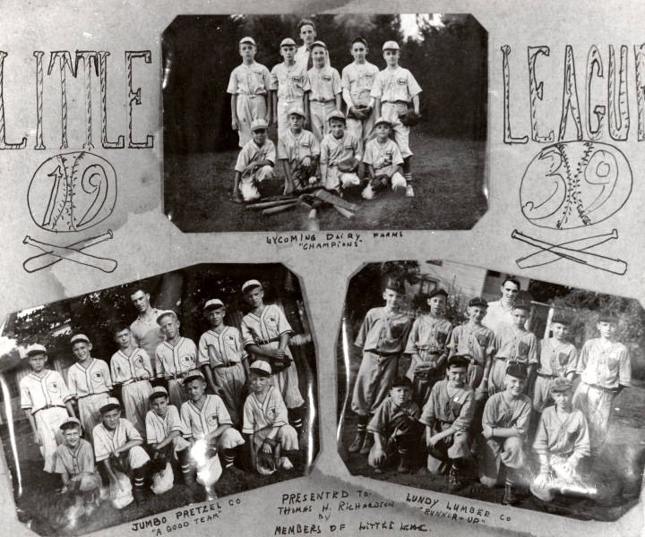 1939 Little League