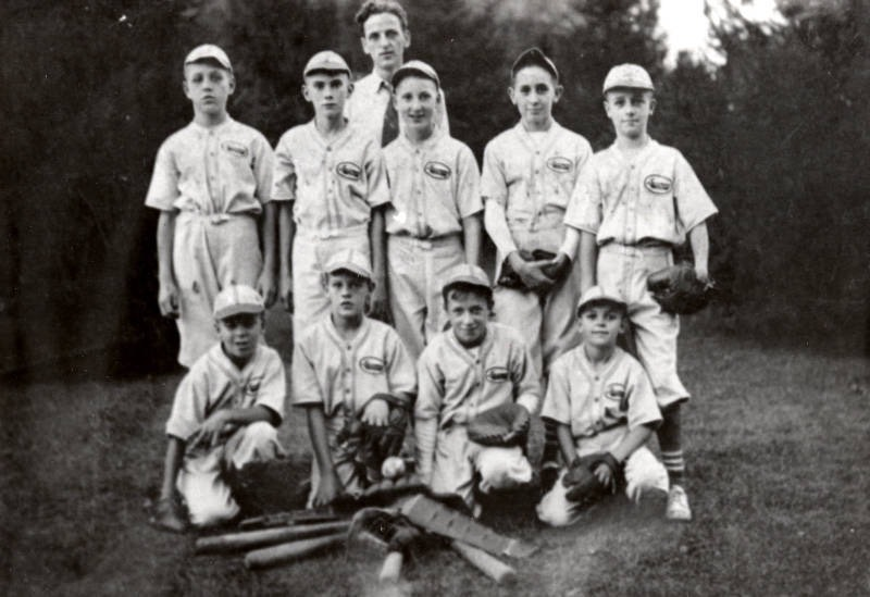 Lycoming Dairy Little League team 1939